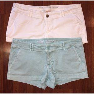 Mossimo size 12 shorts